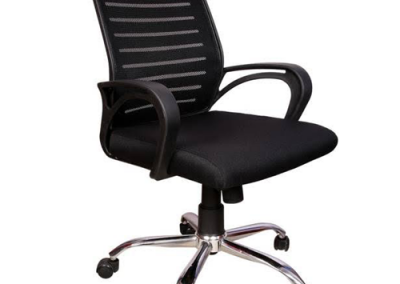 Netted-Executive-Chair