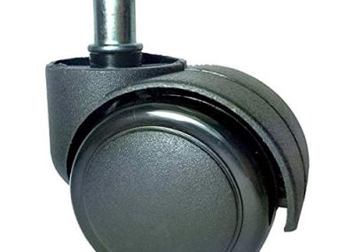 Pin Type Black Wheel
