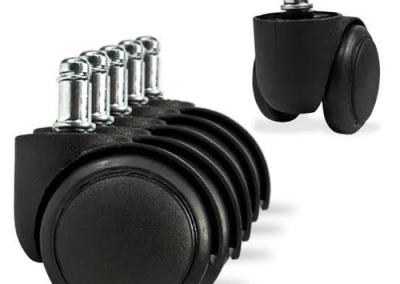 Pin Type Castor Wheel