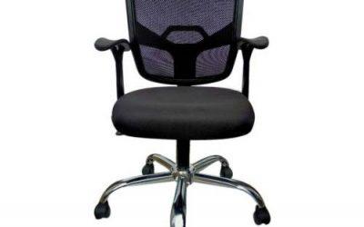 Medium Back Trax Mesh Net Chair